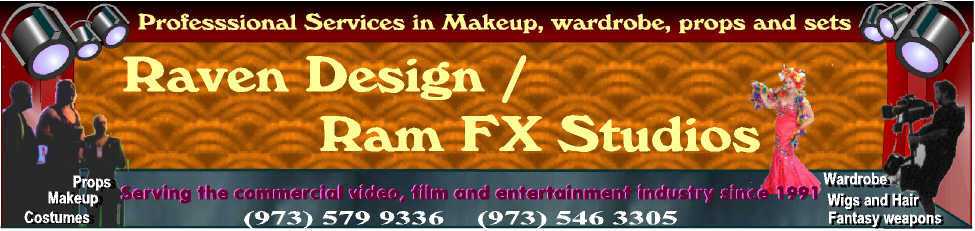 welcome to Raven Design / Ram fx studios!